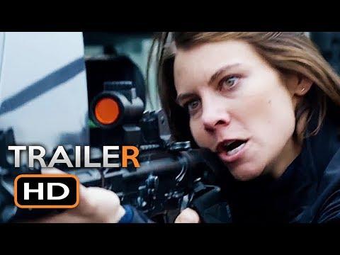 MILE 22 Official Trailer #2 (2018) Mark Wahlberg, Lauren Cohan Action Movie HD