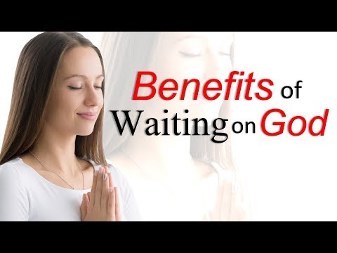 benefits of waiting on god join pastor sean live sunday