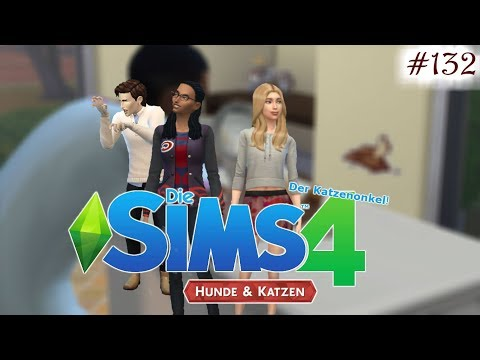 Let's Play: Die Sims 4 Hunde und Katzen: Krankheiten über Krankheiten.. | #132 [GERMAN/Deutsch]