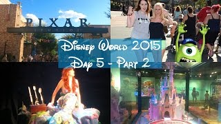 Disney World Vlogs 2015 | Day 5 Part 2