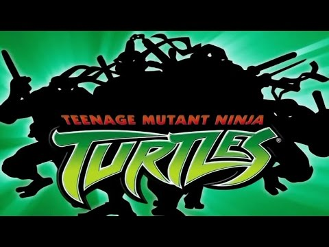 TMNT (2003) Full Opening Theme Song [Teenage Mutant Ninja Turtles 2003 TV Intro]