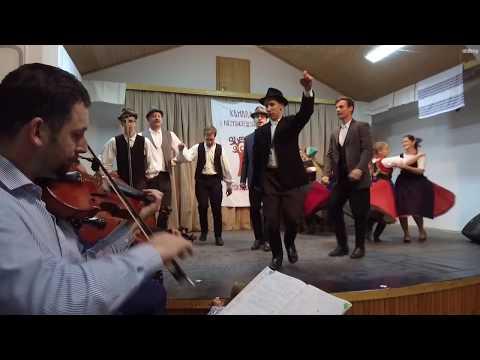 Homokbödöge Táncegyüttes - Bagi táncok