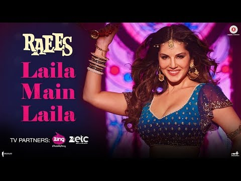 Laila Main Laila Full Video Raees Shah Rukh Khan sunny Leone   Pawni Pandey   Ram Sampath