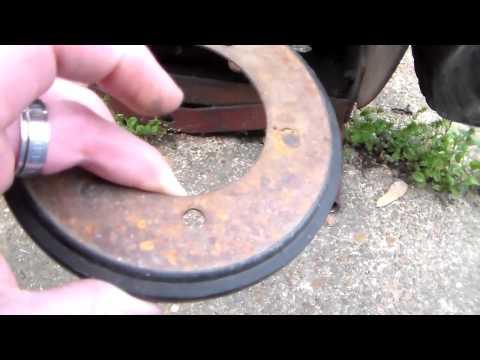 Snapper rear-engine rider clutch repair