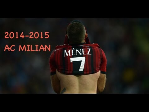 Jeremy Menez |The Ultimate Show AC Milan 2014-2015