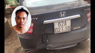 Tên trộm nước ngoài tông cửa ks chôm xe ô tô của nhà báo Việt trong đêm