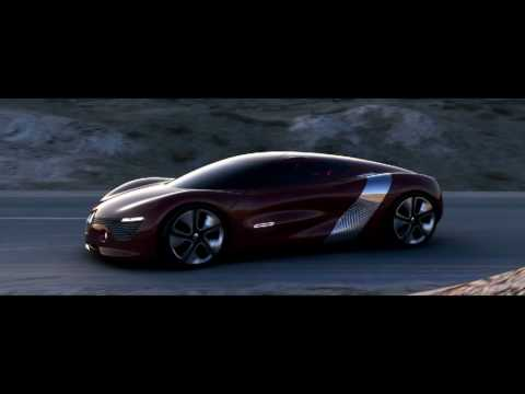 All new Renault DeZir EV Concept