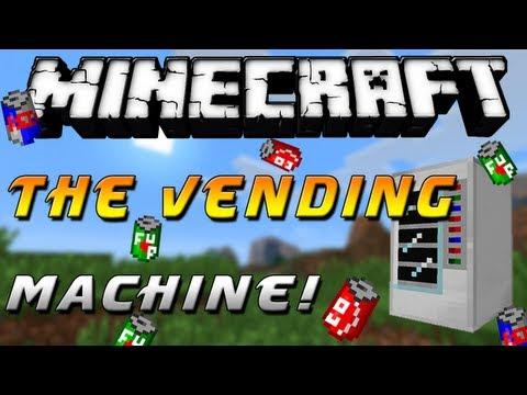 Minecraft 1.4.5 - Como instalar The Vending Machine MOD - ESPAÑOL TUTORIAL