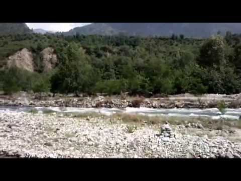 Beas River Manali On The Way Kullu