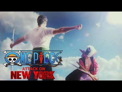 """""""WE ARE!"""" One Piece (2018) - Attack On New York Music Video ♫ (Fan-made Cover)"""