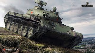 World of Tanks Object 140 - 6 Kills 11,4K Damage