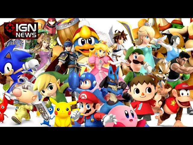 Cat Suits (and More) Coming to Smash Wii U, 3DS - IGN News