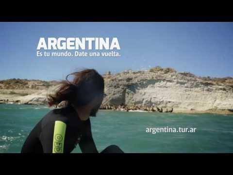 #VeranoEnArgentina 2015-2016 -Aventura y Deportes- Buceo