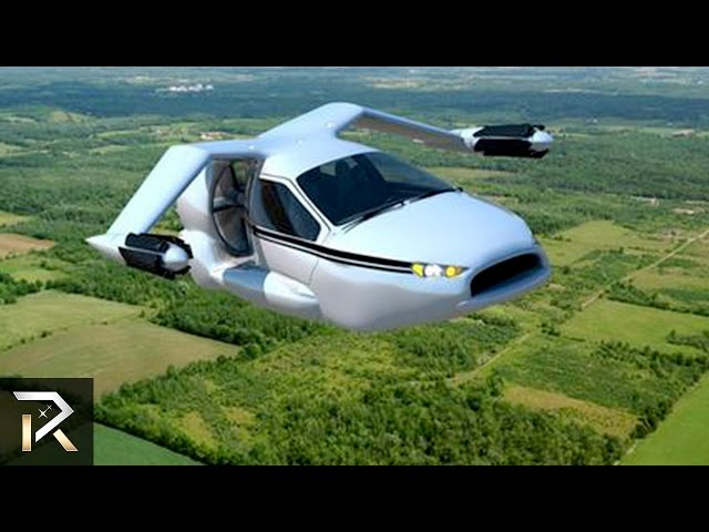 10 Mind Blowing Vehicles That Actually Exist
