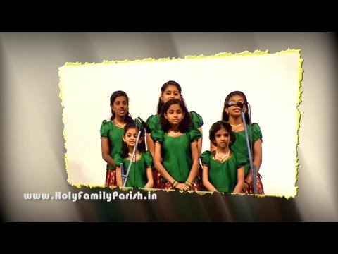 Group Song First Prize-bangalore Bible Kalolstavam 2012 video