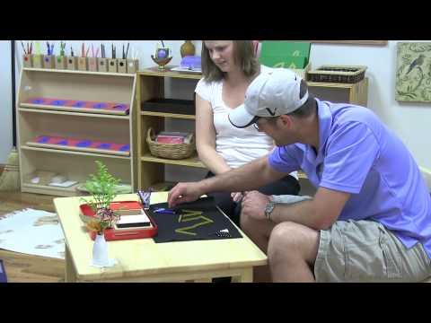 The Snake Game - Math at OakHaven Montessori School