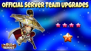 Idle Heroes (O) - 10 Star Xia Is A Thing! - Team Improvements
