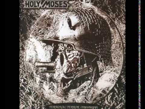 Holy Moses - Break The Evil