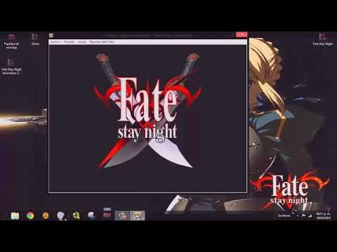 Descarga Fate Stay Night Novela Visual MEGA