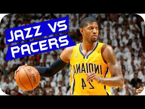 NBA LIVE 14 - Utah Jazz VS Indiana Pacers