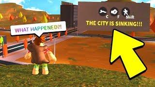 The BIGGEST Roblox Jailbreak Update.. *GOODBYE CITY*