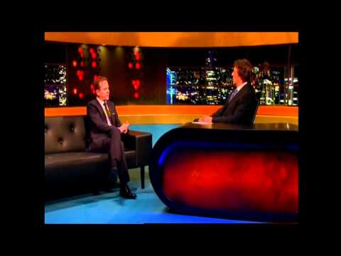 Kiefer Sutherland on Jonathan Ross 2012 pt 1