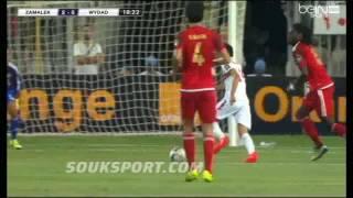 Al Zamalek 4-0 Wydad Athletic Club | CAF 16-09-2016 | الزمالك المصري 4-0 الوداد الرياضي