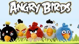 Angry Birds Cartoon Movie - The Angry Birds Movie - Angry Birds and Bad Piggies