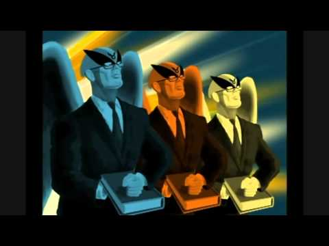 Harvey Birdman : Attorney At Law Intro [HQ]