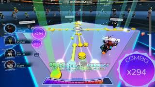 MinhSkydore-play freedom dive (hard) (Vietnamess)-RoBeats: REMIXED! [MMO Rhythm Game]