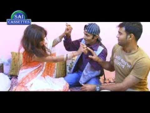 Bhaiya Ho Bhuji Ke_Bhojpuri Comedy Song_Saiya Milal Kasaiya