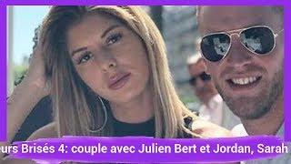 La Villa des Cœurs Brisés 4: couple avec Julien Bert et Jordan, Sarah Lopez balance !