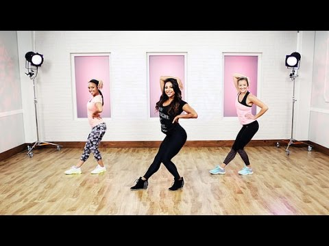 Become Beyoncé With This Sexy Dance Workout video