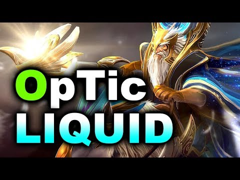 LIQUID vs OPTIC - ELIMINATION GG - ESL KATOWICE MAJOR DOTA 2