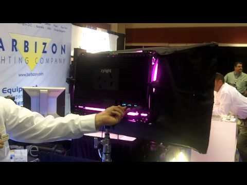 InfoComm 2013: Zylight Talks About The IS3 LED Panel Light