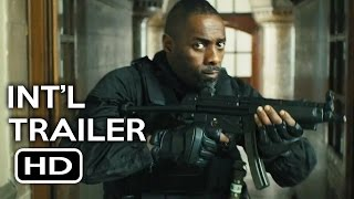 Bastille day official international trailer #1 (2016) idris elba, richard madden action movie hd