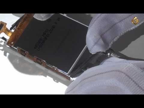 Ремонт Nokia 5220 Xpressmusic - замена дисплея Lcd video