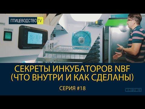 Секреты инкубаторов NBF (что внутри и как сделаны)! Птицеводство ТВ#18