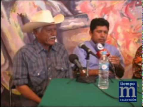 Presentan pobladores de Amacuzac,  pruebas de golpes y abusos de la PFP
