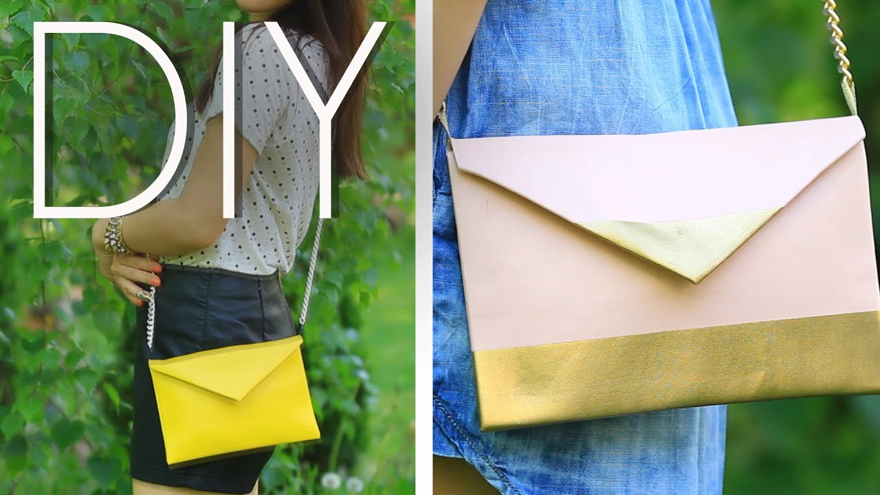How to Make a No-Sew Clutch Bag recommendations