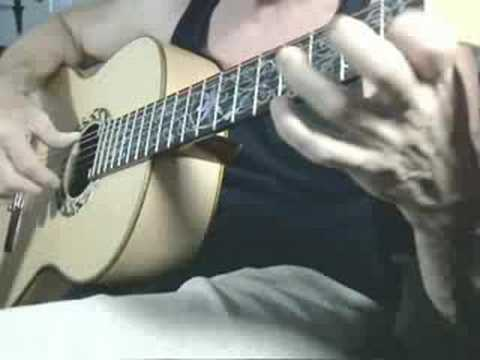 Malaguena Flamenca from Juan Serrano CD