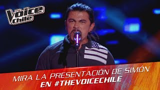 The Voice Chile | Simón Robles - Me and Mr. Jones