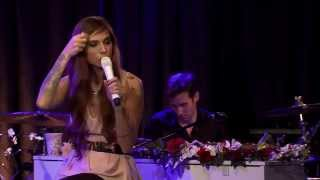 "Christina Perri ""A Thousand Years""  - Front and Center"