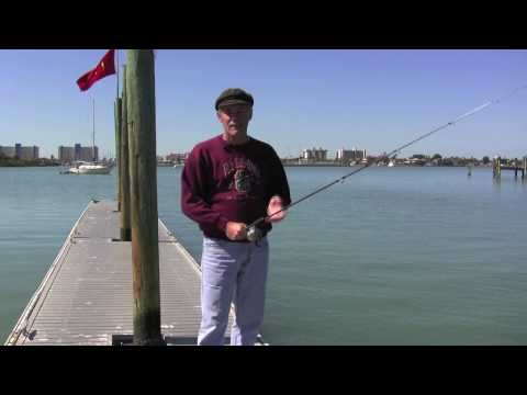 Barry Frangipane Catches a Filetto Fish