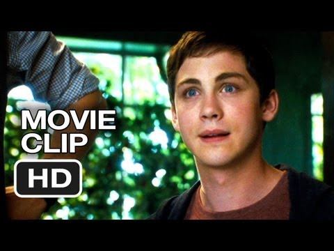 Percy Jackson: Sea of Monsters Movie CLIP – Hi Brother (2013) – Logan Lerman Movie HD