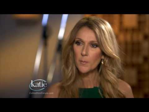 Celine Dion on Katie Couric Show 4/25/2013 - HD 720p - PART 1 of 4