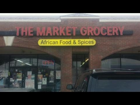 Nigerian Food Market Dallas | Authentic Nigerian and African Food and Spices