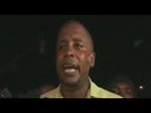 """New BLACK PANTHER Party"" Leader Malik Zulu Shabazz ESCALATES VIOLENCE In Ferguson, Missouri!!"