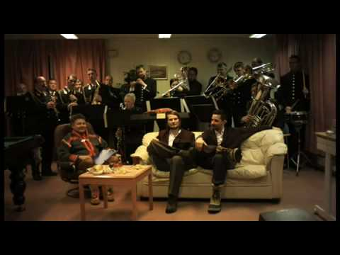 Röyksopp - Happy Up Here - Marching Band Version!!