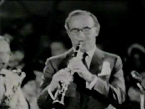 Benny Goodman At Disneyland, Anaheim California 1961 #3